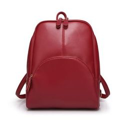 Annmuu - Genuine Leather Backpack