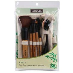 ZOREYA - Set of 6: Makeup Brush