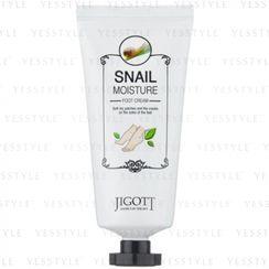 Jigott - Snail Moisture Foot Cream