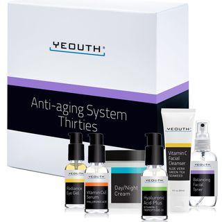 YEOUTH - Anti-Aging System Thirties (Set of 6)