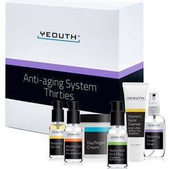 YEOUTH - Anti-Aging System Thirties (Set of 6)