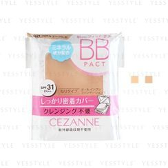 CEZANNE - Essence BB Pact SPF 31 PA++ Refill 9g - 2 Types