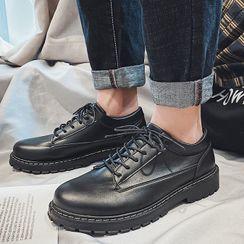 Lazi Boi - Lace-Up Shoes