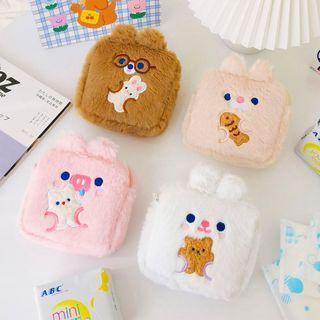 COLPO - 動物毛絨衛生棉小袋