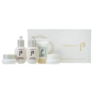 The History of Whoo - Radiant White Special Gift Kit