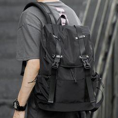 Moyyi - 飾扣電腦背包