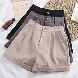 Shopherd - Wide-Leg Shorts