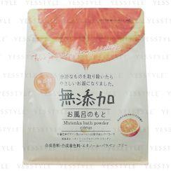MAX - Mutenka Bath Powder Citrus