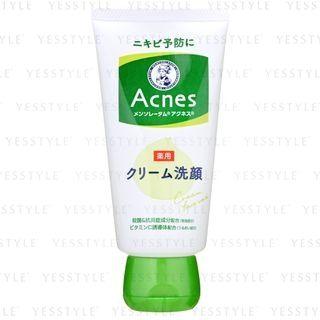 Rohto Mentholatum - Acnes Creamy Face Wash