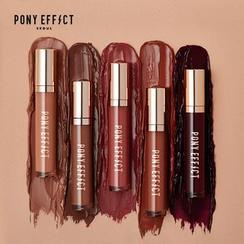 MBX (MEMEBOX) - PONY EFFECT Stay Fit Matte Lip Color, rouge à lèvres mat (15 couleurs)