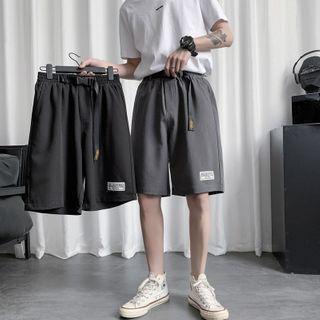 DragonRoad - Letter Tag Shorts