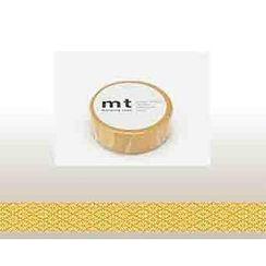 mt - mt Masking Tape : mt 1P Rhombus (Yellow)