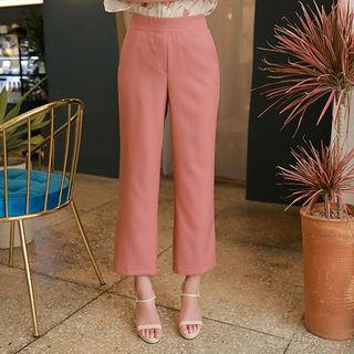 MyFiona - Colored Wide-Leg Dress Pants