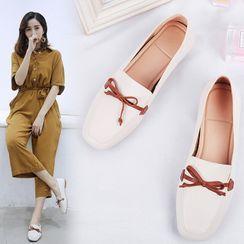 Kireina - 蝴蝶结乐福鞋