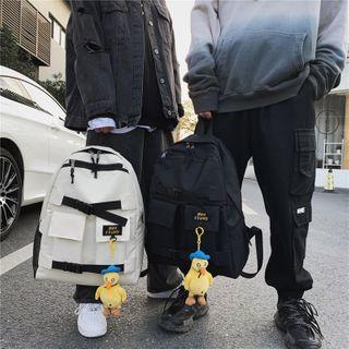 Carryme - Pocket Detail Lightweight Backpack