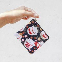 Liok - 印花零钱包
