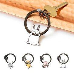 COLPO - Alloy Animal Keyring (various designs)