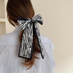 Foreflow - Bow Lettering Hair Tie