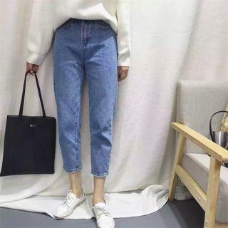 Kojasmine - Cropped Jeans