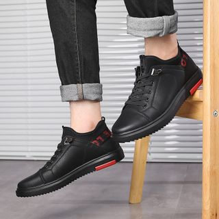 Kayne H - Lace-Up Casual Shoes