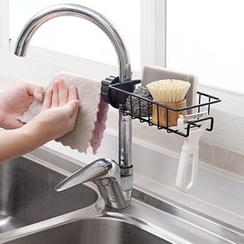 Home Simply - Iron Sink Caddy