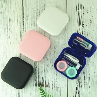 Voon - Plain Square Contact Lens Case