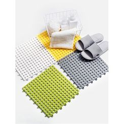 Home Simply - Bathroom Interlocking Tiles Floor Mat