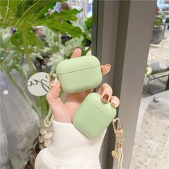 Edgin - Green AirPods Case Protection Cover with Lace Strap