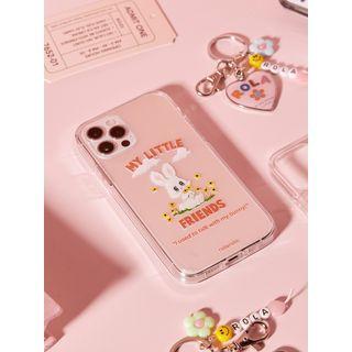 rolarola - Bunny-Printed Phone Case