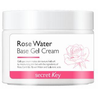 Secret Key - Rose Water Base Gel Cream 100g