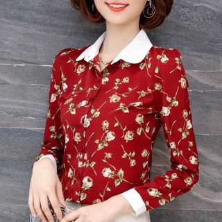 In the Mood - Floral Shirt