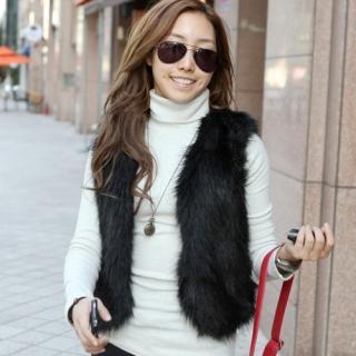 PIPPIN - Faux-Fur Vest