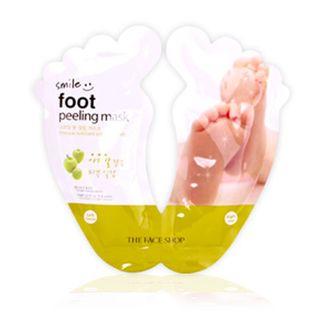 菲诗小铺 - Smile Foot Peeling Mask 20ml x 2pcs