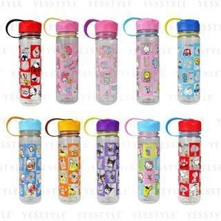 Sanrio - Slim Water Bottle 350ml - 12 Types