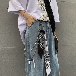 LINSI - Pants Chain with Neckerchief