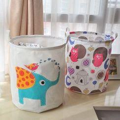 Hyole - Cotton and linen storage box