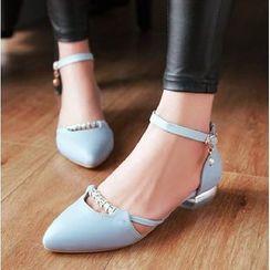 Freesia(フリージア) - Pointy Sandals
