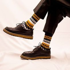 Guliga(グリガ) - Patterned Socks
