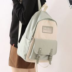 Bianka - Applique Lightweight Backpack
