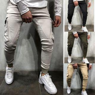 Sheck - Slim Fit Cargo Pants