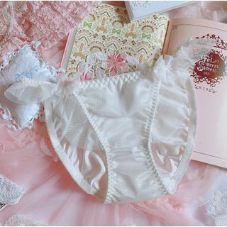 Prinsis - Flower Detail Panties