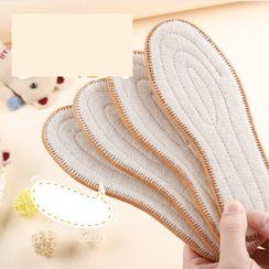 KEZUJIA - 羊毛鞋垫