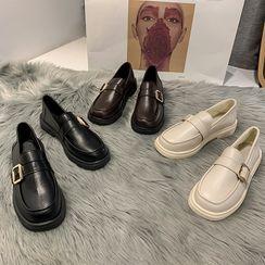 Laceuplux - Platform Loafers