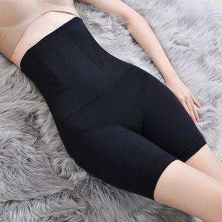 Aegaspino - Plain Shaping Panties