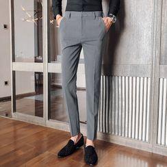 Andrei - Plain Dress Pants