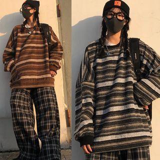 Banash - Patterned Sweater