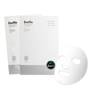 HONESI - Exofila Intensive Soothing Solution Mask Set