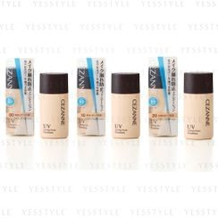 CEZANNE - UV Lasting Cover Foundation SPF 50+ PA+++ 27g - 3 Types