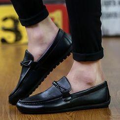 Viffara - 仿皮樂福鞋