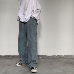 Chuoku - Wide-Leg Jeans